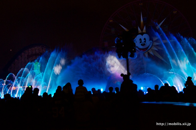 World of Color エルサ