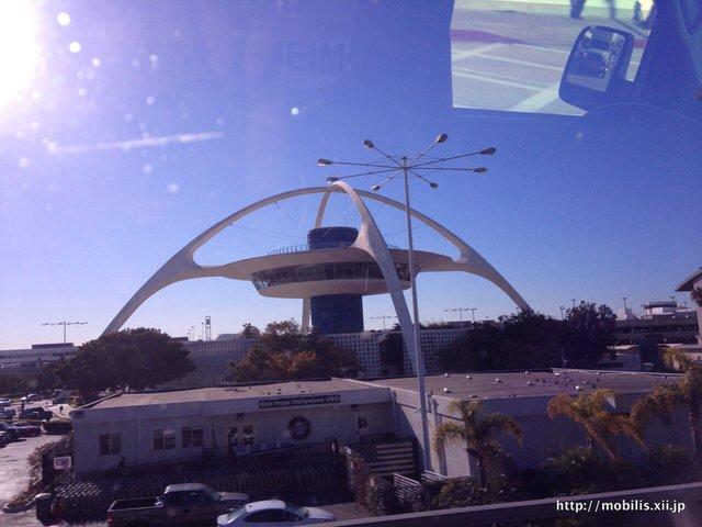 LAX管制塔